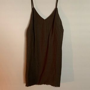 Urban Outfitters Low Back Shift Dress